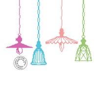 Grille gratuite - Lampes suspendues